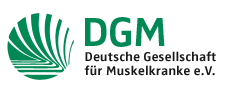 Deutsche Gesellschaft für Muskelkranke e.V. Logo