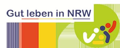 Gut leben in NRW Logo