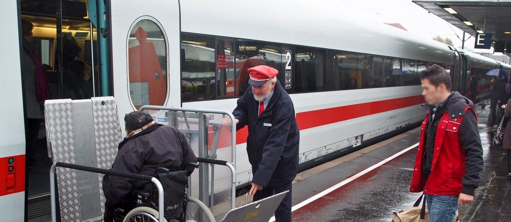 Deutsche Bahn – Ein Liebesbrief?