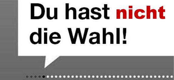 85.000 Deutsche dürfen nicht wählen